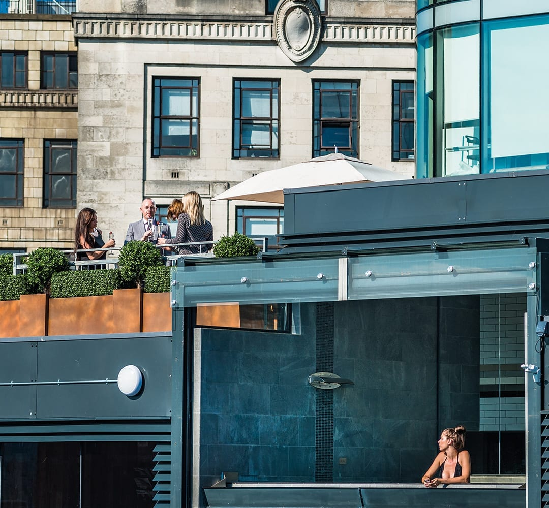 King Street Townhouse Hotel Pool