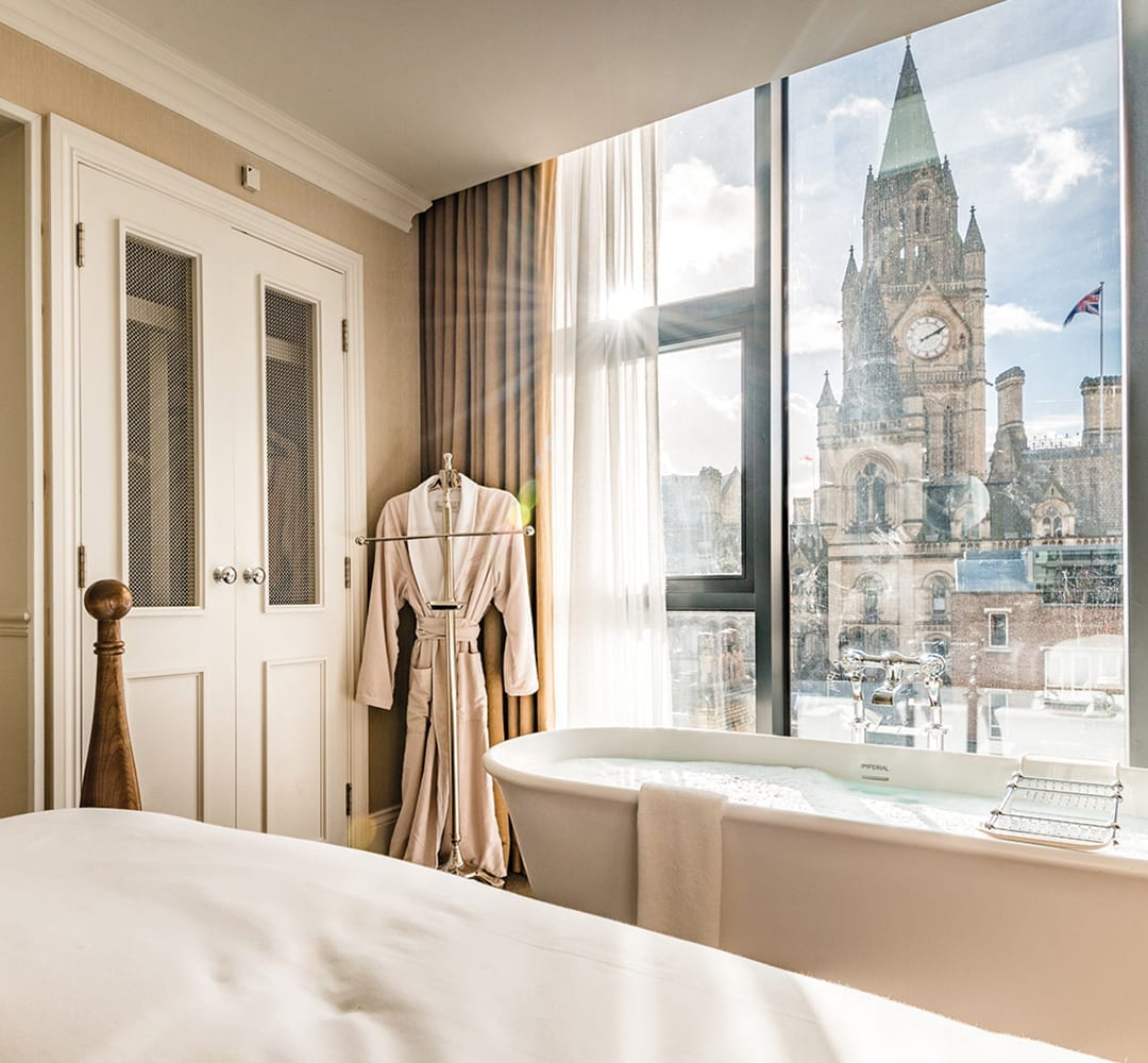 King Street Townhouse Hotel room