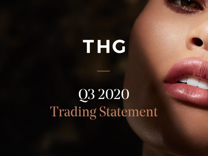 Third quarter trading statement