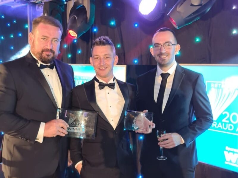 THG Detect Anti-Fraud Technology Wins at Retail Risk's Fraud Awards...