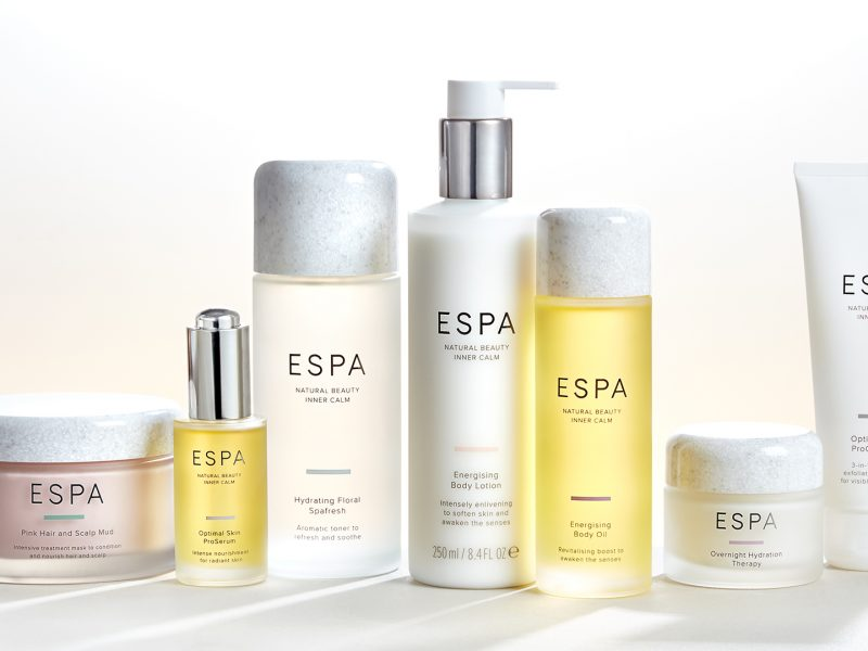 THG acquires prestigious spa and skincare brand ESPA